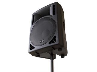 JB Systems PSA 15 Zoll Lautsprecher aktiv 300 Watt