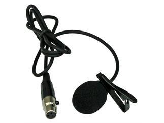 JB Systems - WBS-20 Drahtlosmikrofon-Set / WBP-20 Taschensender + Lavalier Mikrofon