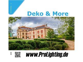 Katalog Textilpflanzen Deko & More 2020