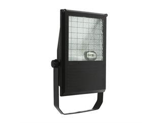 Kanlux FORT MTH-473/150W-B Outdoorfluter für Halogen-Metalldampflampen