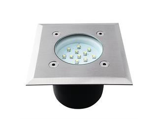 Kanlux GORDO LED14 SMD-L Bodeneinbauleuchte quadratisch