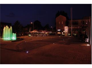 Sparset - KANLUX MORO DL-35 IP67 GU10 mit 4W Philips LED Leuchtmittel