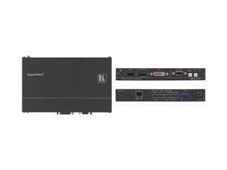 Kramer SID-X2N - Step-In Modul zum Anschluss von VGA, DP, DVI, HDMI