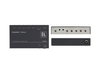 Kramer 105A, 1:5 Stereo-Audio Verteilverstärker