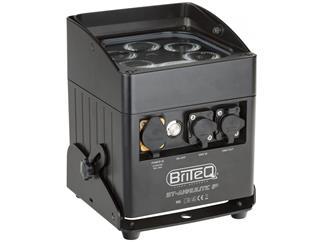 BriteQ - BT-AKKULITE IP - 6 x 10W RGBWA IP65