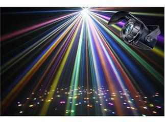 JB Systems - LED Kaos, 3Watt RGB Spiegel-Flowereffekt