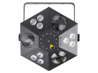 JB Systems - ALIEN - 5 in 1 Effekt