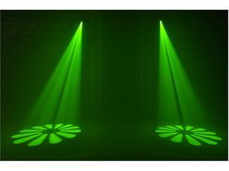 JB Systems - LED Clubhead 25W LED Moving-Head