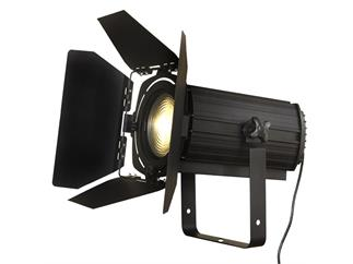 BriteQ - BT-Theater Spot 100EC MK2, 100Watt warmweiss, Fresnel, 10-50° Stufenlinsenscheinwerfer