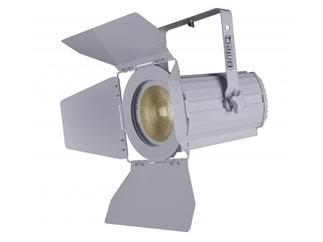 BriteQ - BT-Theater Spot 100EC MK2, 100Watt warmweiss, Fresnel, 10-50° Stufenlinsenscheinwerfer - DEMO