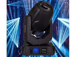 BriteQ - BTX-TITAN - Moving Head 3in1 Beam, Spot, Wash inkl. Osram HRI 280