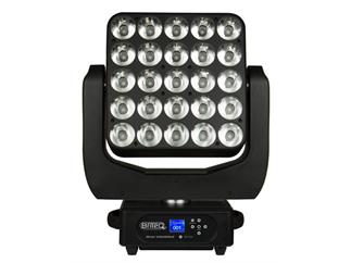 Briteq - BEAM WIZARD 5x5 - 25 x 15W RGBW LED