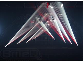 BriteQ - BT-Meteor 100W LED Moving-Head
