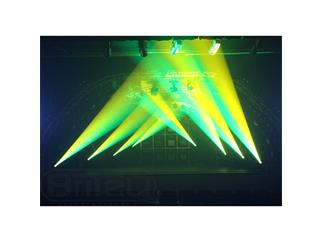 BriteQ - BT-Meteor 100W LED Moving-Head + WTR-DMX USB Dongle