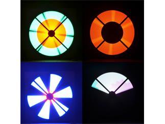 BriteQ BT-LEDROTOR - LED-Effekt-Lüfter