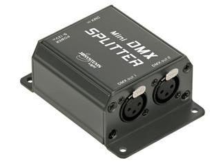 JB Systems - Mini DMX-Splitter, inline Booster