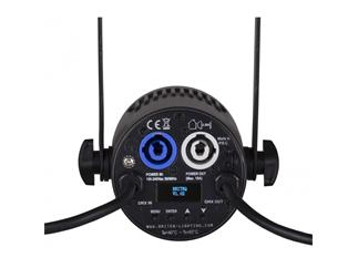 BriteQ - BEAMSPOT1-DMX FC - 15W RGBW LED