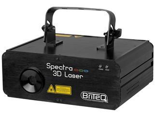 BriteQ - Spectra-3D Laser