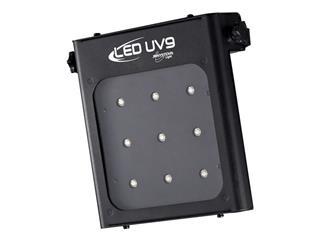 JB Systems - LED-UV9, 9x 1W UV LED
