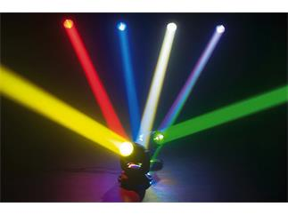 IMG STAGE LINE LED Moving Head Beam BEAM-100LED