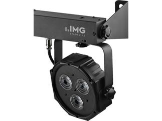 IMG STAGELINE PARL-45SET LED-Scheinwerfer-Set schwarz