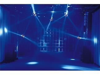 IMG STAGE LINE Moving Head Effect Unit CUBE-630/LED