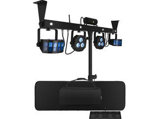 IMG STAGE LINE LED-Lichteffekt-Set FXBAR-5SET