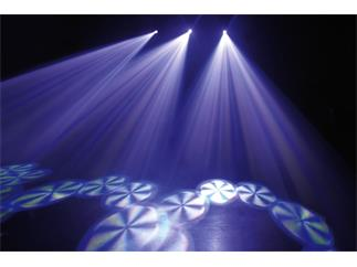 IMG STAGE LINE LED Moving Head TWIST-150LED