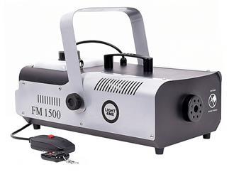 LIGHT4ME FM 1500 MKII, Nebelmaschine inkl. Kabel- & Funkfernbedienung