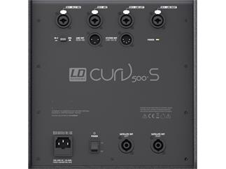 LD Systems CURV 500 ES - Portables Array System Entertainer Set