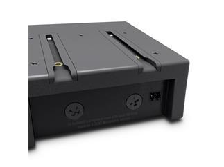 LD Systems CURV 500 STS - Stereo Set aus SmartLink Adapter, Distanzstange, Lautsprecherstativbasis