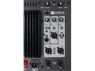 LD Systems DAVE 8 ROADY- Portables PA System aktiv mit 3 Kanal Mixer