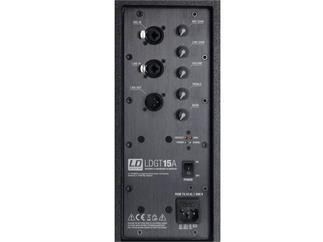 """LD Systems GT 15 A - 15"""" PA Lautsprecher aktiv"""