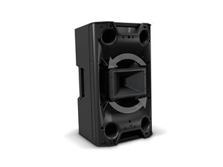 "LD Systems ICOA 12 A - 12"" Aktiver koaxialer PA-Lautsprecher"