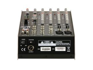 LD Systems LAX Serie - Mischpult 6 Kanal mit DSP