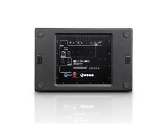 LD Systems MAUI 44 - Säulen PA System aktiv mit EXT SUB und XLR Kabel 1,5m