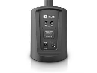 LD Systems MAUI 5 - Ultra portables Säulen PA System mit Mixer