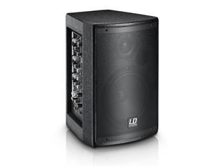 "LD Systems STINGER MIX 6A G2 - 6,5"" PA Lautsprecher aktiv mit 4-Kanal Mixeinheit"