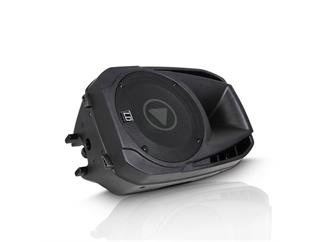 "LD Systems Play Serie - 15"" PA Lautsprecher aktiv mit MP3 Player"
