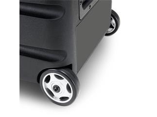 LD Systems ROADBUDDY 10 B6 - Akkubetriebener Bluetooth-Lautsprecher mit Mixer und Funkmikrofon