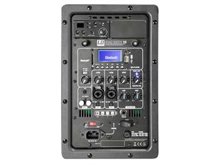 LD Systems Road Buddy 10 HS - Akku Bluetooth Lautsprecher Mixer, Bodypack, Headset