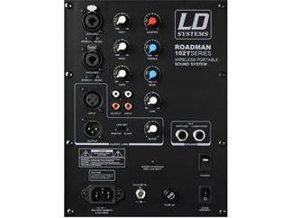 LD Systems Roadman 102 - Mobiler PA Lautsprecher mit Headset