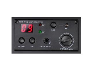 LD Systems Roadman 102 - UHF Empfängermodul für Roadman, Roadboy und Roadbuddy