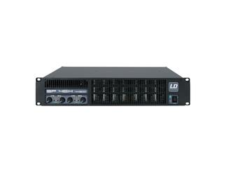 LD Premium VUE Line Serie - PA Endstufe 4 x 1440 W 2 Ohm