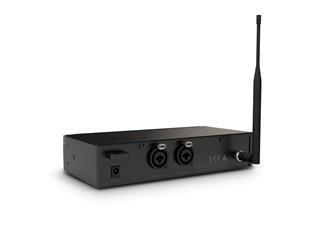 LD Systems U305.1 IEM HP - In-Ear Monitoring-System mit Ohrhörern - 514 - 542 MHz