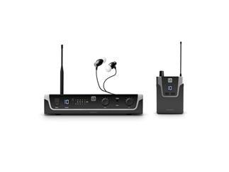 LD Systems U305 IEM HP - In-Ear Monitoring-System mit Ohrhörern - 584 - 608 MHz