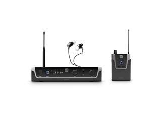 LD Systems U306 IEM HP - In-Ear Monitoring-System mit Ohrhörern - 655 - 679 MHz
