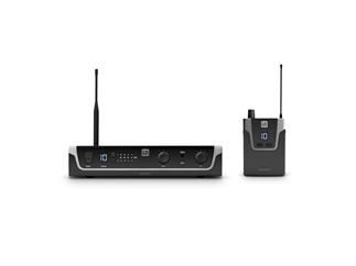 LD Systems U308 IEM - In-Ear Monitoring-System - 863 - 865 MHz + 823 - 832 MHz