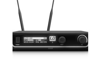 LD Systems U508 HHC - Funkmikrofon System mit Handmikrofon kondensator