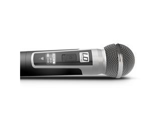 LD Systems U518 HHD 2 Funkmikrofon System mit 2 x Handmikrofon dynamisch